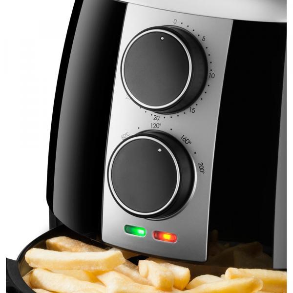 Fritadeira S/ Óleo Air Fryer Semp Linha Fit 1400W AF3018PR 127V