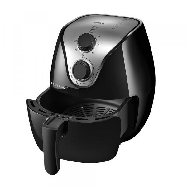 Fritadeira Sem Óleo Multilaser Air Fryer 4 Litros