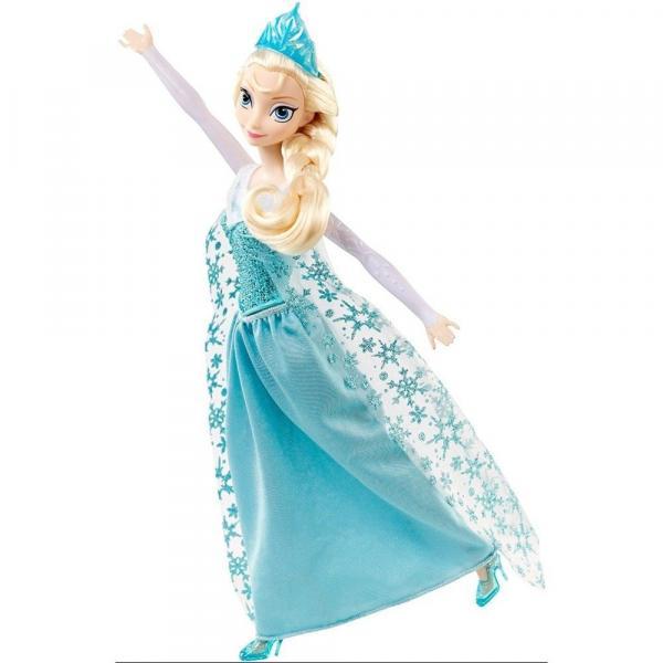 Frozen Boneca Elsa Musical MATTEL CMK56