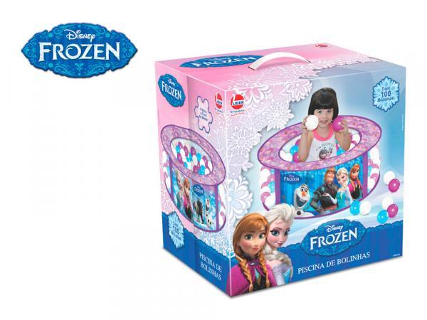 Frozen Piscina de Bolinhas - Líder