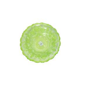 Fruteira de Mesa Acrílico Redonda Verde - Verde