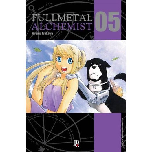 Tudo sobre 'Fullmetal Alchemist 5 - Jbc'