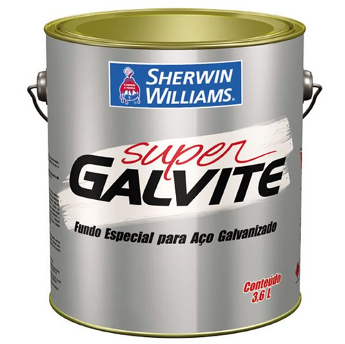 Fundo para Ferro Super Galvite 3,6L Sherwin Williams