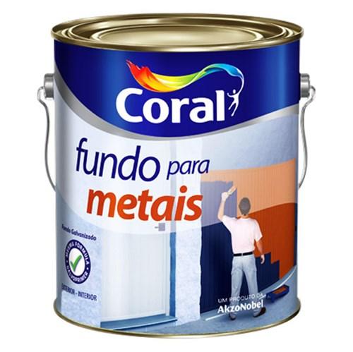Fundo para Ferro Zarcoral 900ml Coral