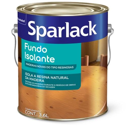 Tudo sobre 'Fundo para Madeira Knotting Semibrilho 3,6L Sparlack'