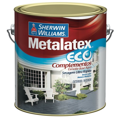 Fundo para Madeira Metalatex Eco 3,6L Sherwin Williams