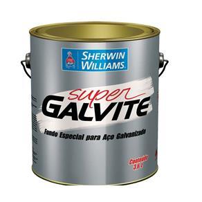 Fundo Preparador Super Galvite 3,6 Litros Branco Sherwin Williams Sherwin Willians