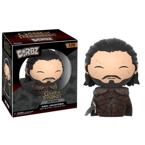 Tudo sobre 'Funko Dorbz: Game Of Thrones - Jon Snow #374'