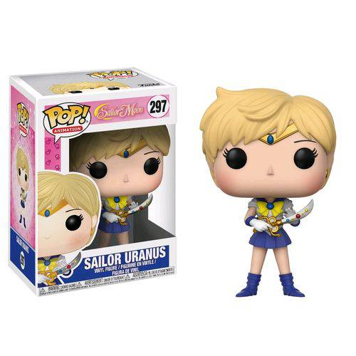 Tudo sobre 'Funko Pop Anime: Sailor Moon - Sailor Uranus #297'