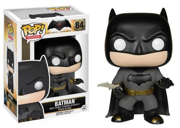 Funko Pop Batman Vs Superman Batman 84