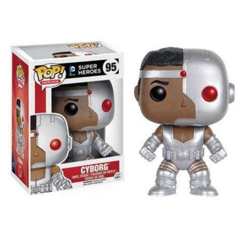 Funko Pop! Cyborg - Dc Comics Super Heroes