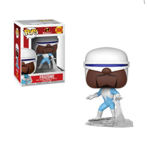 Tudo sobre 'Funko Pop Disney Incredibles 2 - Frozone'
