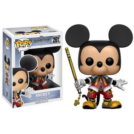 Tudo sobre 'Funko Pop! Disney - Mickey Kingdom Hearts'