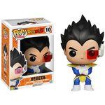 Tudo sobre 'Funko Pop - Dragon Ball Z - Vegeta 10'
