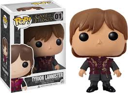 Funko Pop Game Of Thrones : Tyrion Lannister 01