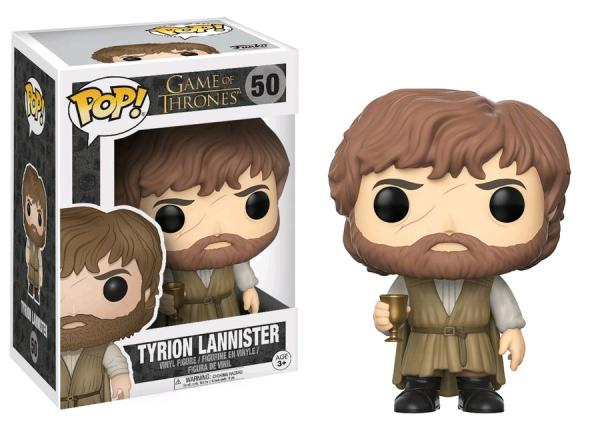 Funko Pop Game Of Thrones: Tyrion Lannister50