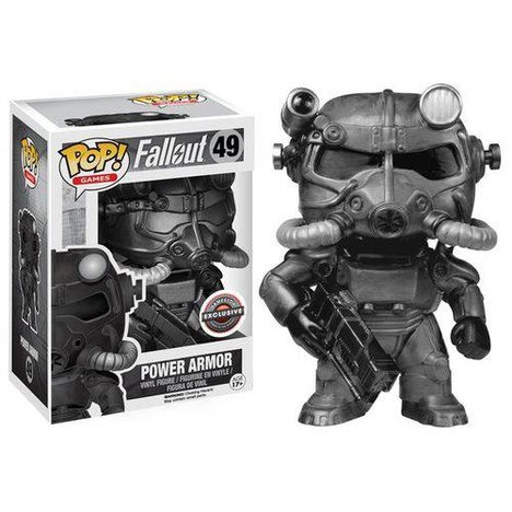 Tudo sobre 'Funko Pop Games: Fallout - Power Armor'