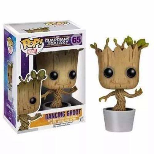 Tudo sobre 'Funko Pop Guardiões da Galáxia - Dancing Groot 10cms'