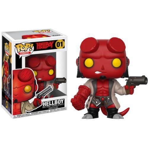 Tudo sobre 'Funko Pop - Hellboy - 01'