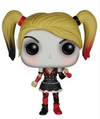 Funko Pop Heroes: Arkham Knight - Harley Quinn