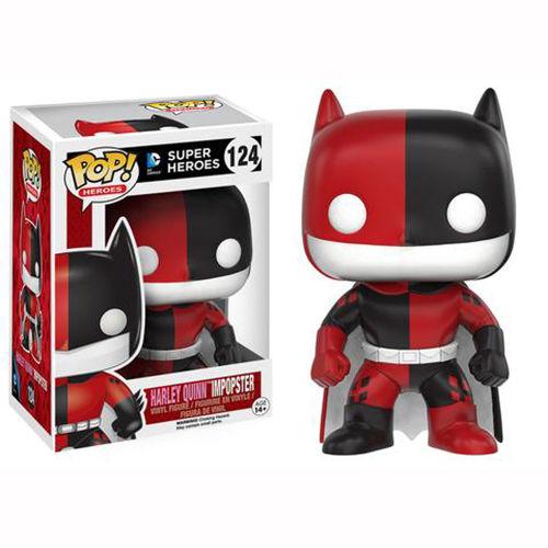 Funko Pop Heroes - Impopster - Batman/Harley