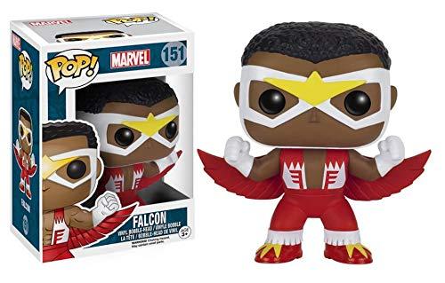 Funko Pop Marvel: Falcon (Classic) #151