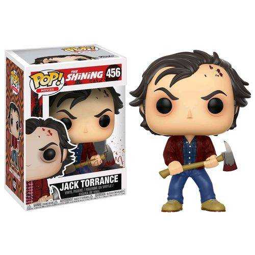 Tudo sobre 'Funko Pop Movie: The Shining - Jack Torrance'