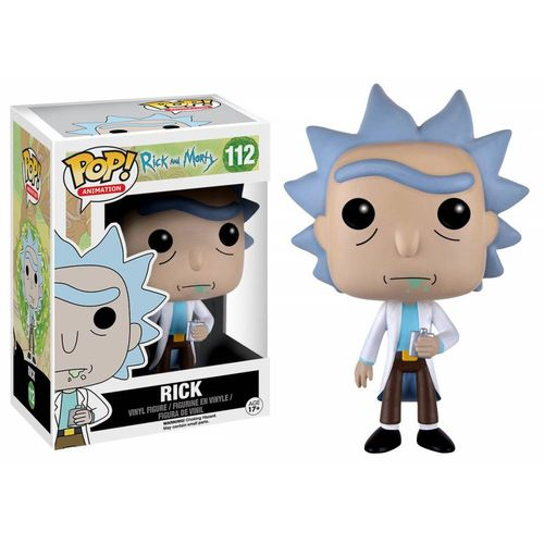 Funko Pop - Rick And Morty - Rick 112