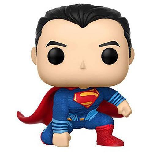 Tudo sobre 'Funko Pop Superman Liga da Justiça 207'