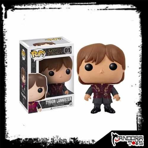 Funko Pop! Tyrion Lannister #01 - Game Of Thrones