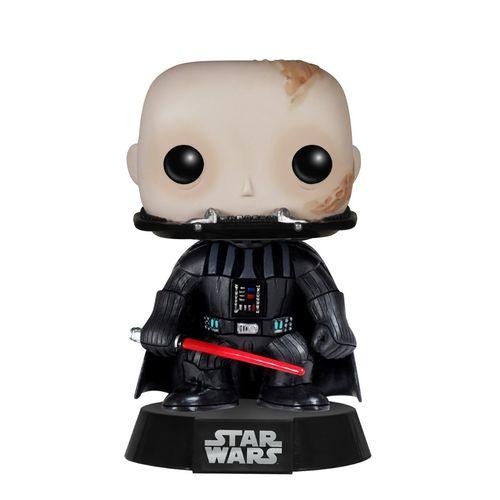Funko Star Wars Unmasked Darth Vader