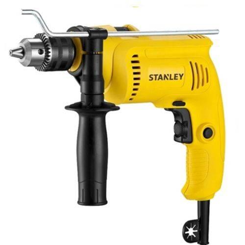 Tudo sobre 'Furadeira e Parafusadeira de Impacto 1/2 600w Sdh-600 Stanley'
