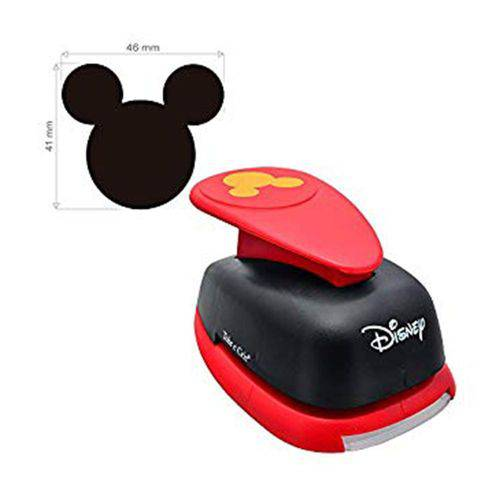 Furador Extra Gigante Alavanca Cabeca Mickey