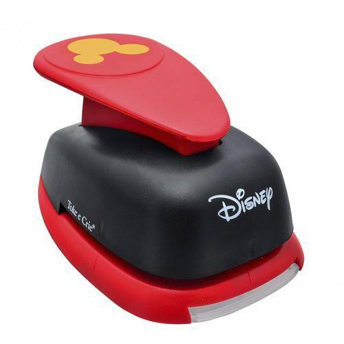 Furador Extra Gigante Premium Alavanca - FEGAD01 - Cabeça do Mickey Mouse - Toke