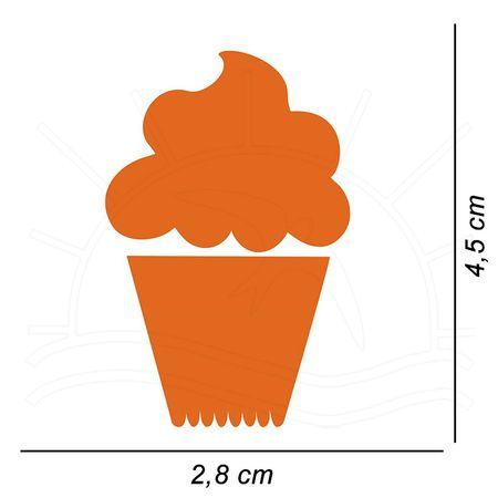 Furador Premium Toke e Crie By Vlady - Extra Gigante Cupcake
