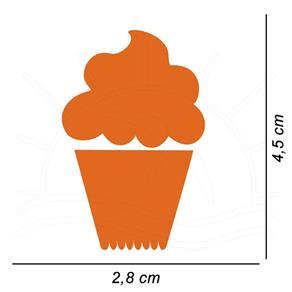 Furador Premium Toke e Crie By Vlady - Extra Gigante - [ Cupcake ]