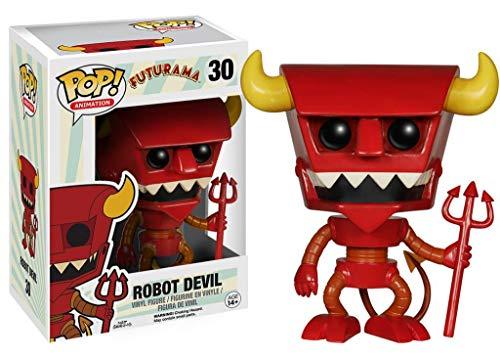 Futurama - Boneco Pop Funko Robot Devil