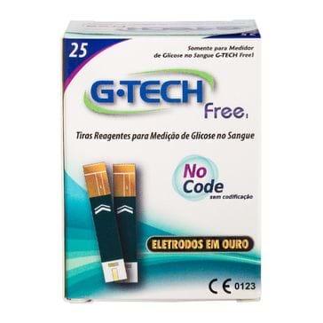 Tudo sobre 'G-tech Free 1 25tiras'