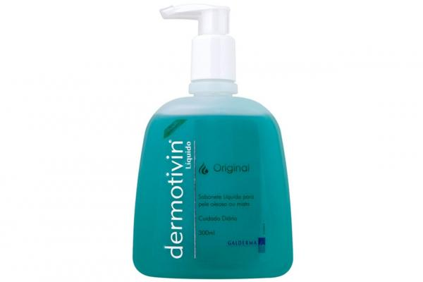 Galderma Dermotivin Original Sabonete Liquido 300ml