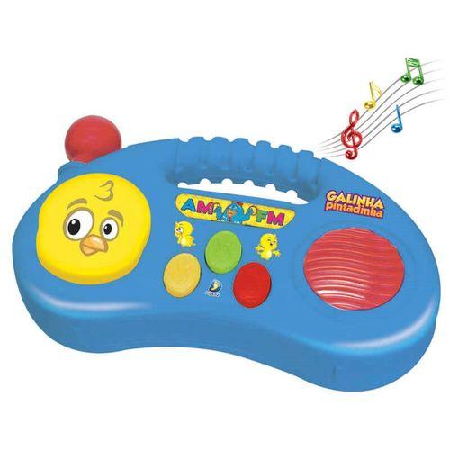 Galinha Pintadinha Bebe Musical 1301 Dican