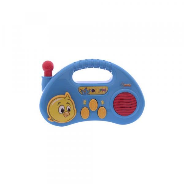 Galinha Pintadinha Rádio Bebê Musical Dican