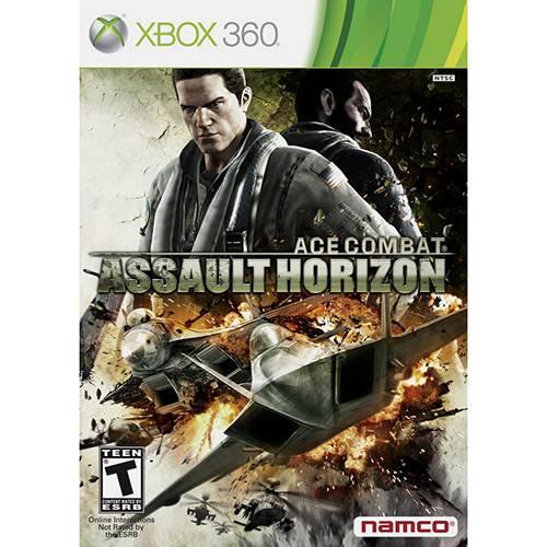 Tudo sobre 'Game Ace Combat: Assault Horizon X360 - Namco'