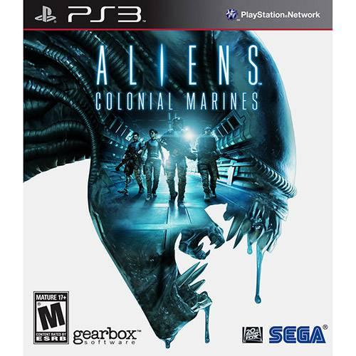 Tudo sobre 'Game Aliens: Colonial Marines + DLC - PS3'