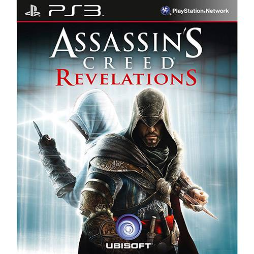 Tudo sobre 'Game Assassin´s Creed Revelations Ubisoft - PS3'