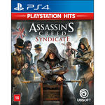 Game - Assassin's Creed Syndicate - PS4