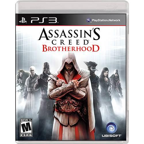 Tudo sobre 'Game - Assassin's Creed Brotherhood - PS3'
