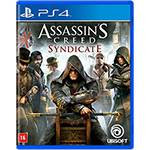 Tudo sobre 'Game Assassins Creed Syndicate - PS4'