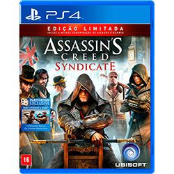 Game - Assassins Creed: Syndicate - PS4
