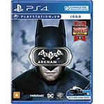 Tudo sobre 'Game Batman Arkham VR - PS4'