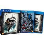 Tudo sobre 'Game Batman: Return To Arkham Combo - PS4'